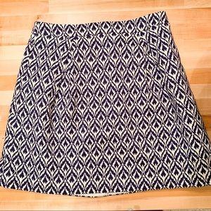J.Crew A-Line Skirt
